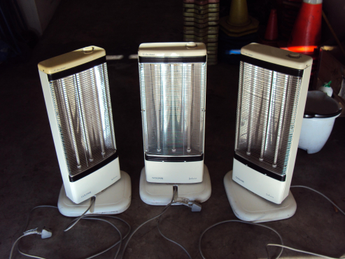 Electric heaters swivel type - Goldair