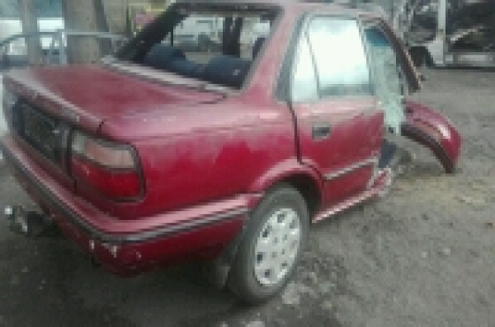 Toyota Corola160i