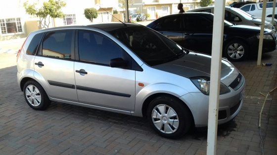 Ford Fiesta  Model With  Doors