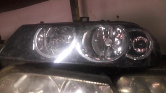 Alfa Romeo 156 Facelift headlights  for sales  R700  contact  076 427 8509  whatsapp 076 427 8509  T