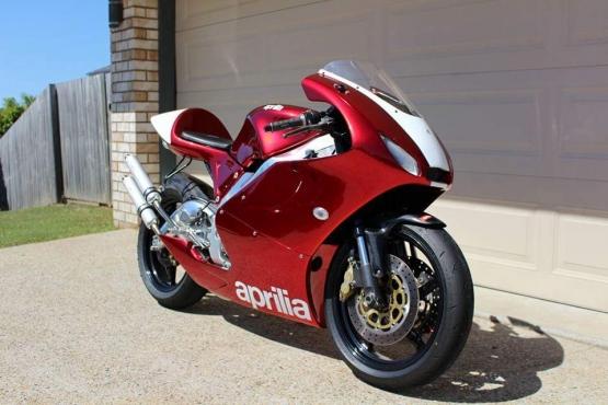 2000 Aprilia RS250
