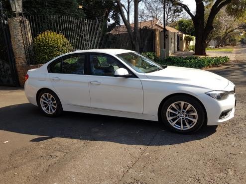 2015 BMW 3 Series 330d auto