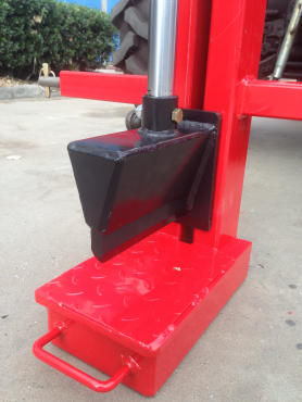 We have different types of Log Splitters that we import from China