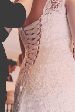 Hadassa Zarra Wedding Gown