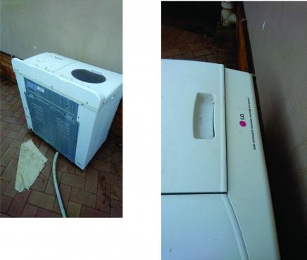 LG 7.5kg Twintub Washing Machine