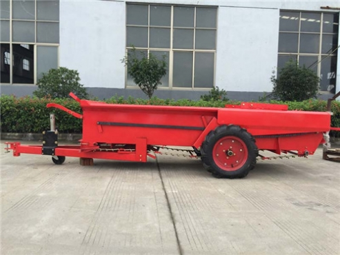 We have different types of manure spreader  that we import from China