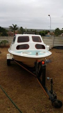 G4 Cabin Boat for Sale