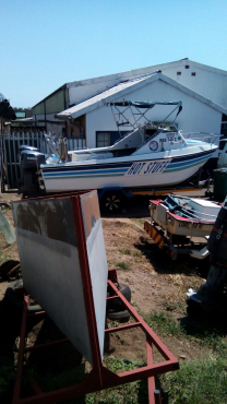 Tom cat boat for sale