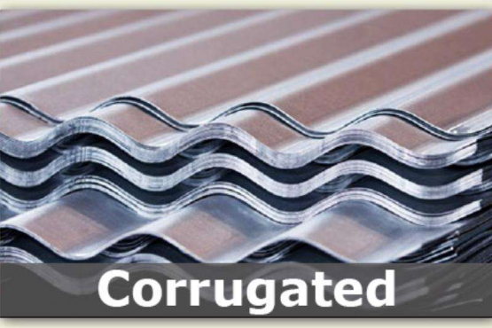 Corrugated Roof Shee