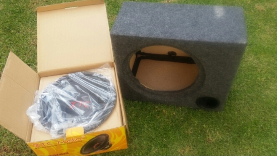 XTC 2500 Sub For Sale