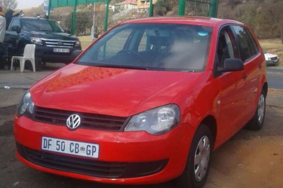 VW Polo Vivo hatch 1