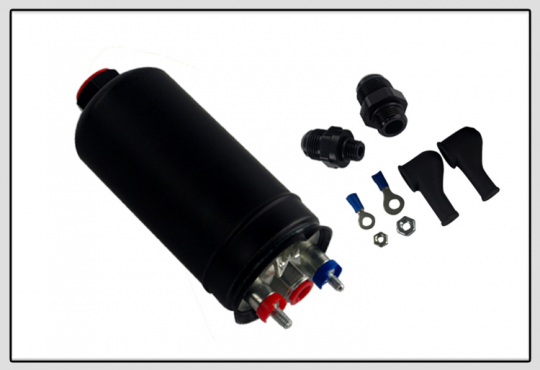 EFI 380LH 1000HP TOP QUALITY External Fuel Pump E85 Compatible
