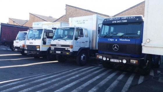 At leopard We Serve With Pride In Fact We Are The Best In The Removal industry  & Storage 0218371800