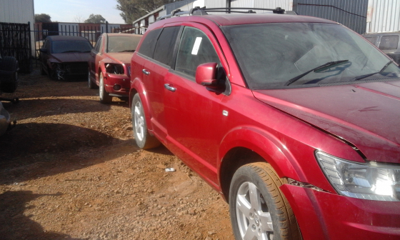 Dodge Journey Stripping For spares