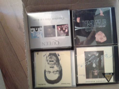 Various music cd' s for sale