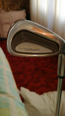 Stratos used Golf Clubs
