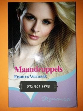Maandruppels - Francis Vermaak.