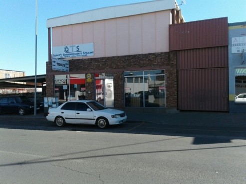Business property for rent