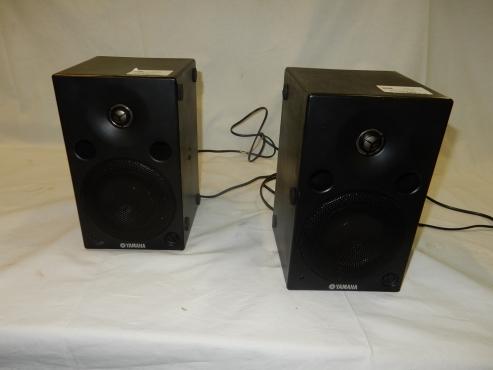 2 x Yamaha Monitor S