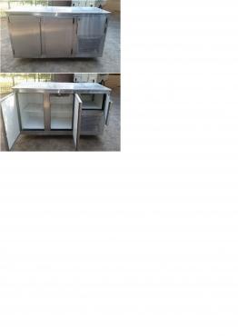 Stainless Steel Under-bar Fridge
