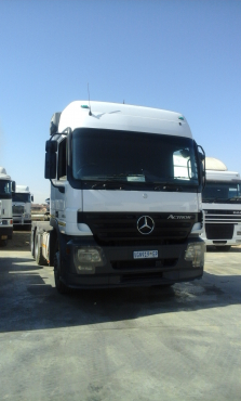Unbeatable price for a Mercedes Benz Actros MP2 truck | Junk