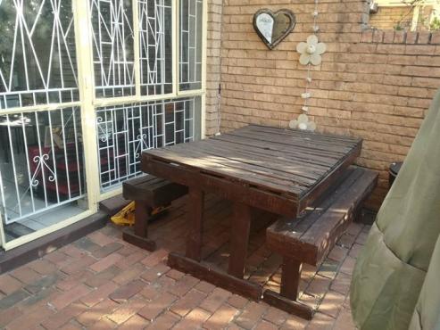 pallet in garden and patio furniture in gauteng junk mail