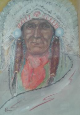 Rosa Parvin paintings