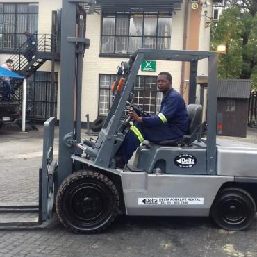 3 ton Nissan Forklift