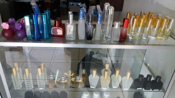 PURE SCENTS AND FRAGRANCES