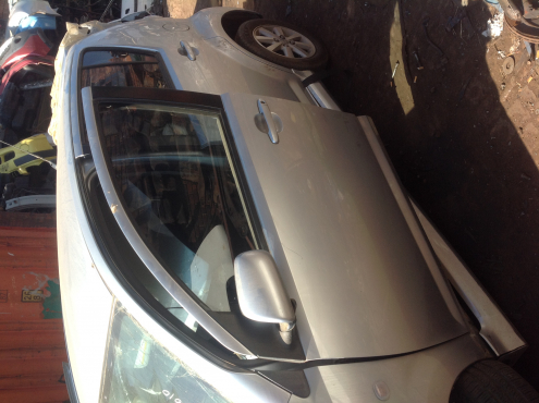 Stripping Daihatsu Sirion Sport 2010 for Spares