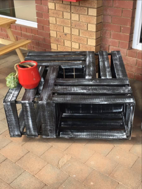 Crate Table