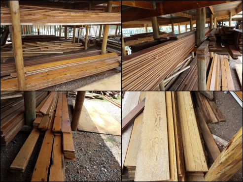 Timber beams for sale johannesburg