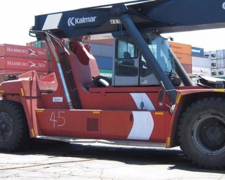 45 ton Kalmar Reachs