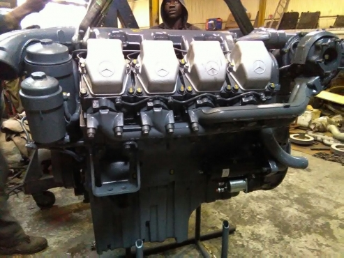 ADE/CAT ENGINE SPARES