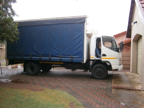 Fuso Canter  4 Ton Truck
