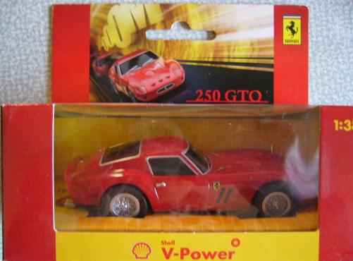 Ferrari V-Power 2009 Vroom 1:38 Hot Wheels Collection - Complete