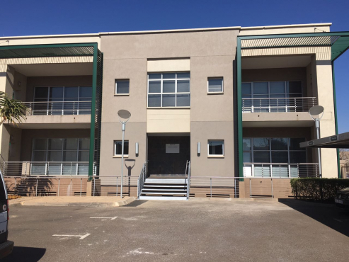 Offices situated close to Centurion Mall