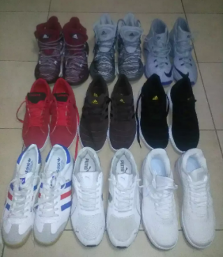 JHB takies and sneakers for sale