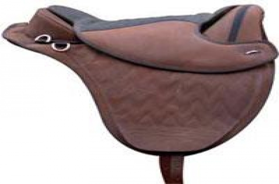 Treeless saddle | Junk Mail