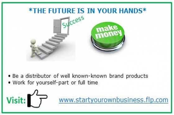 business opportunity. Start your own business