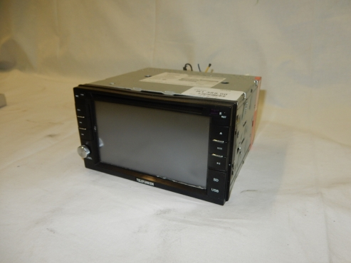 Telefunken Car DVD Player