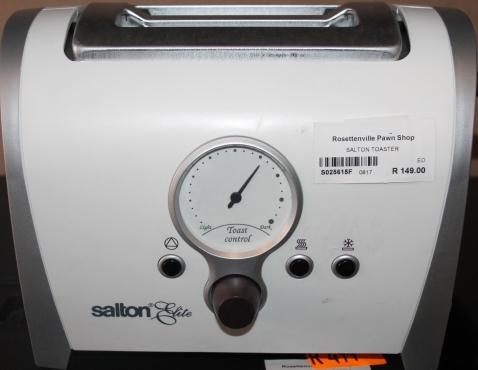 Salton toaster S0256