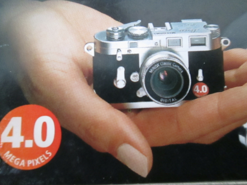 New Minox Digital Camera