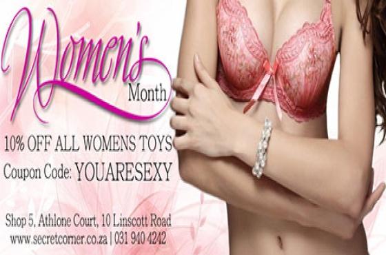 Secret Corner Upmarket Discreet Adult Store Just South Of Durban