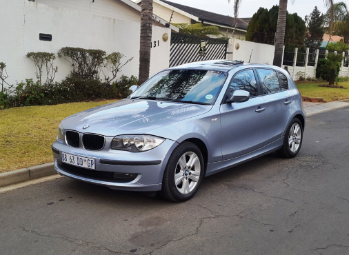 2010 BMW 118i 1 Seri