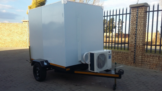 *Refrigerated Freezer Trailer for SALE!*