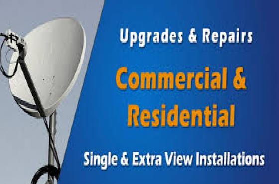 call 0814717958 dstv installaton Stellenbosch signal problem