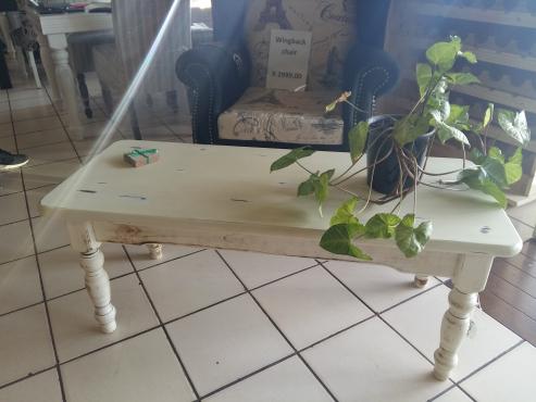 Pine Coffee Table -
