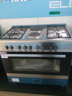 gas electric 4 gas 2 electric plates stove
