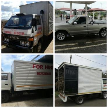 trucks for hire Durban Phoenix,verulam umhlanga